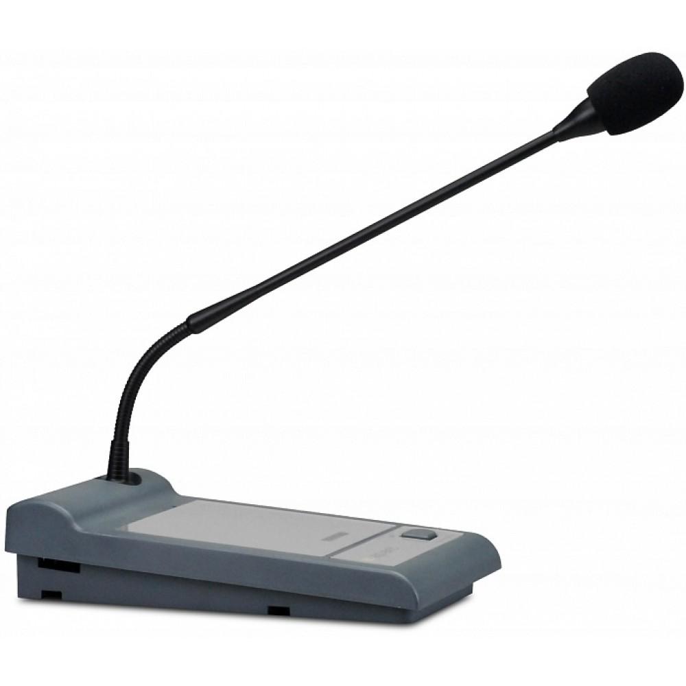 """""""APart DIMIC1"""" - однокнопочная вызывная микрофонная консоль, для AUDIOCONTROL12.8"""