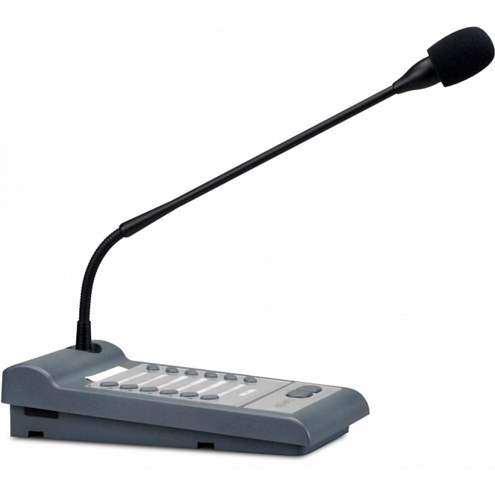 """""""APart DIMIC12"""" - 12-ти кнопочная вызывная микрофонная консоль, для AUDIOCONTROL12.8"""