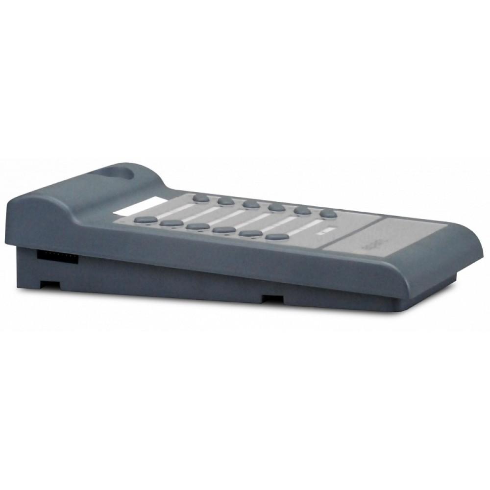 """""""APart DIMIC12S"""" - 12-ти кнопочная вызывная микрофонная консоль, для AUDIOCONTROL12.8"""