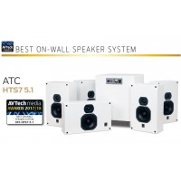 ATC 5.1 HTS7 AV – Настенный комплект акустики 5.1