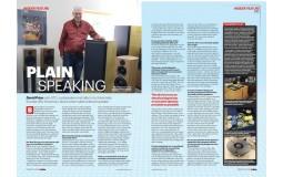 Интервью Билли Вудмана журналу HiFi Choice.