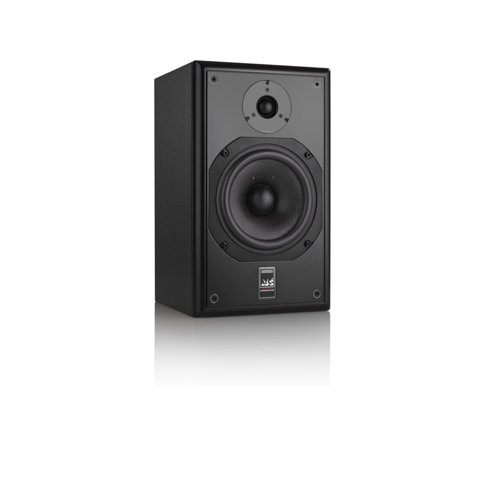 """""""ATC SCM12 Pro"""" – 2-х полосные (ВЧ 1"""", СЧ/НЧ 6"""") пассивные полочные акустические системы / студийные мониторы ближнего поля."""